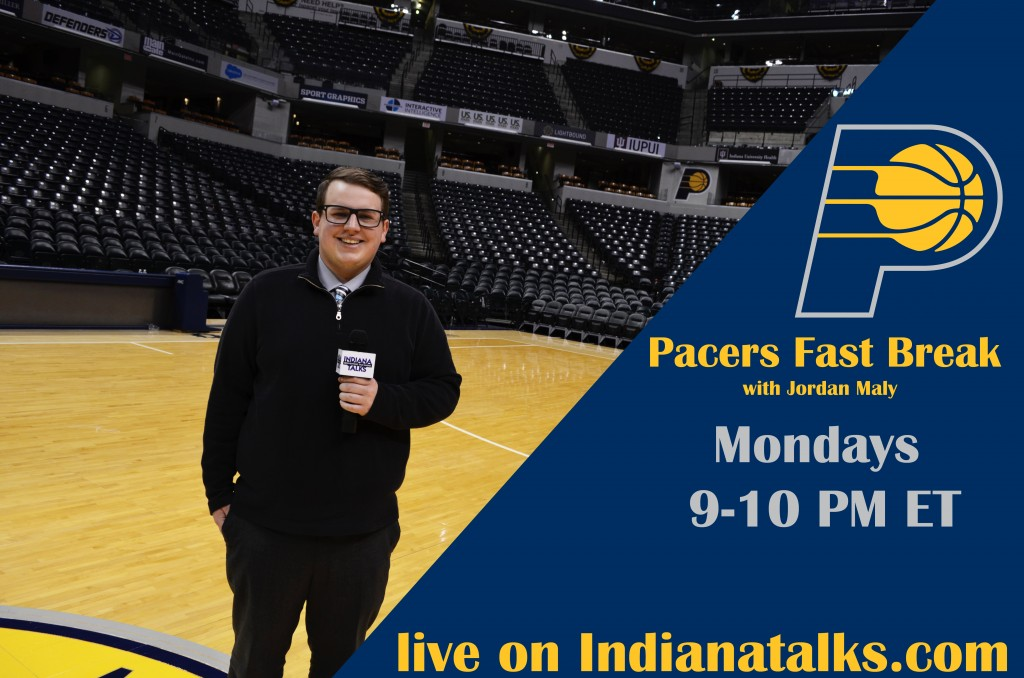 Pacers Fast Break Promo