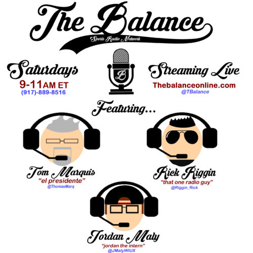 The Balance 01/16/2016 with @KentSterling @AnthonyStalter and @SportsDownPat