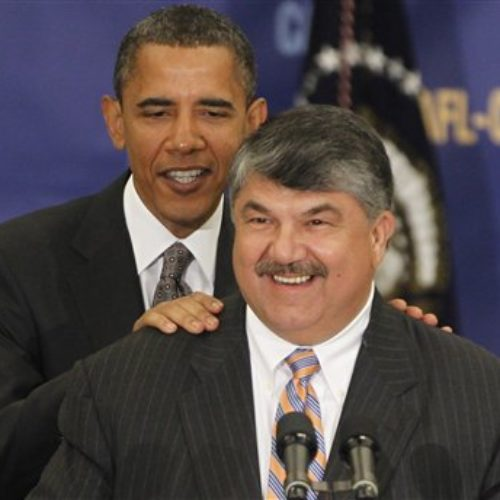 VIDEO:  AFL-CIO's Richard Trumka comments on Donald Trump's racist campaign