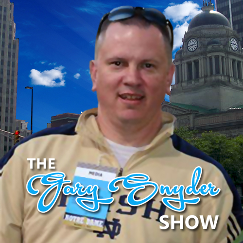 Gary Snyder Show Podcast Cover