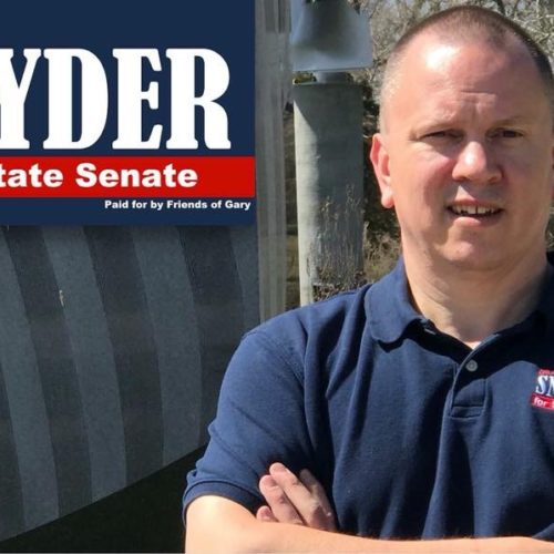 Gary Snyder Makes It Official, Files to Run For State Senate District 17