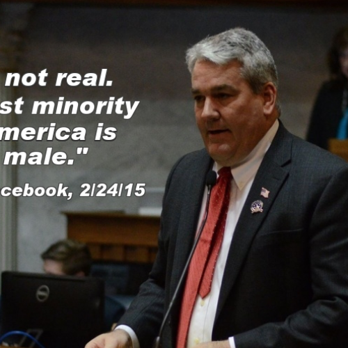 Snyder Responds to Appointed State Senator Zay's Racist Comments