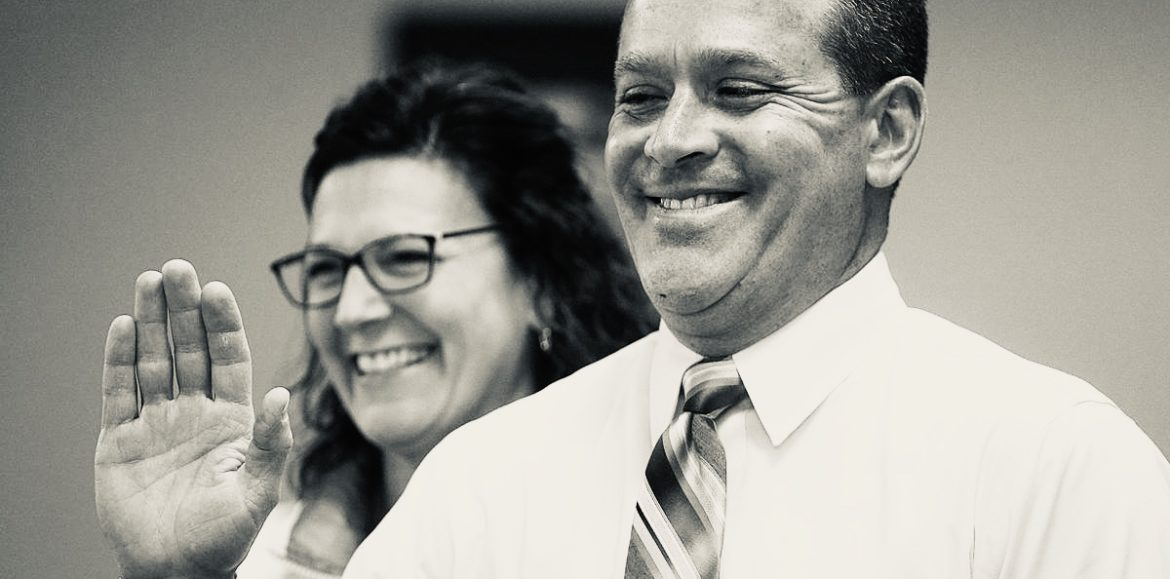 Republican Tyler Moore Missing in Action on Uncounted Ballots