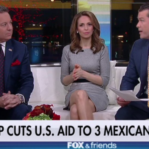 Fox News Roasted After Graphic Refers To '3 Mexican Countries'