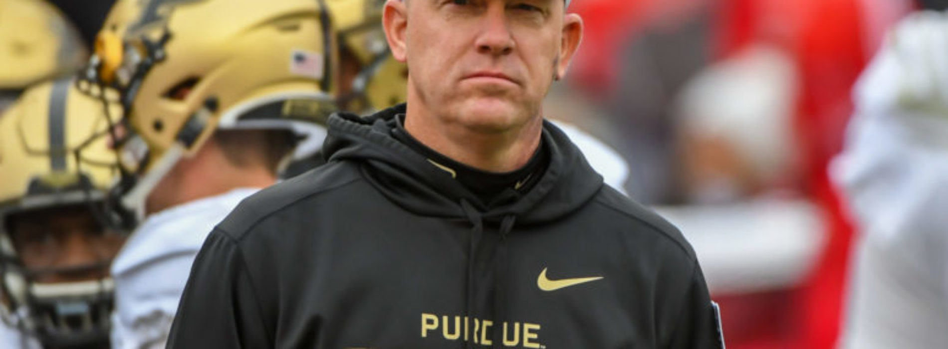 Purdue's Brohm Finalizes Coaching Staff