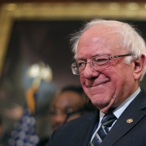 Sanders Raises More Than $25 Million in Third Quarter