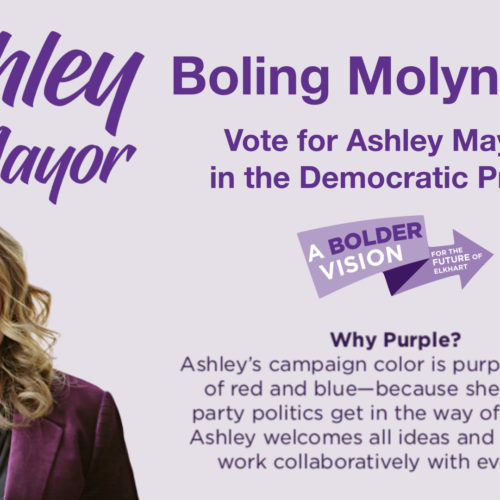 Ashley Boling Molyneaux Releases Third Radio Ad