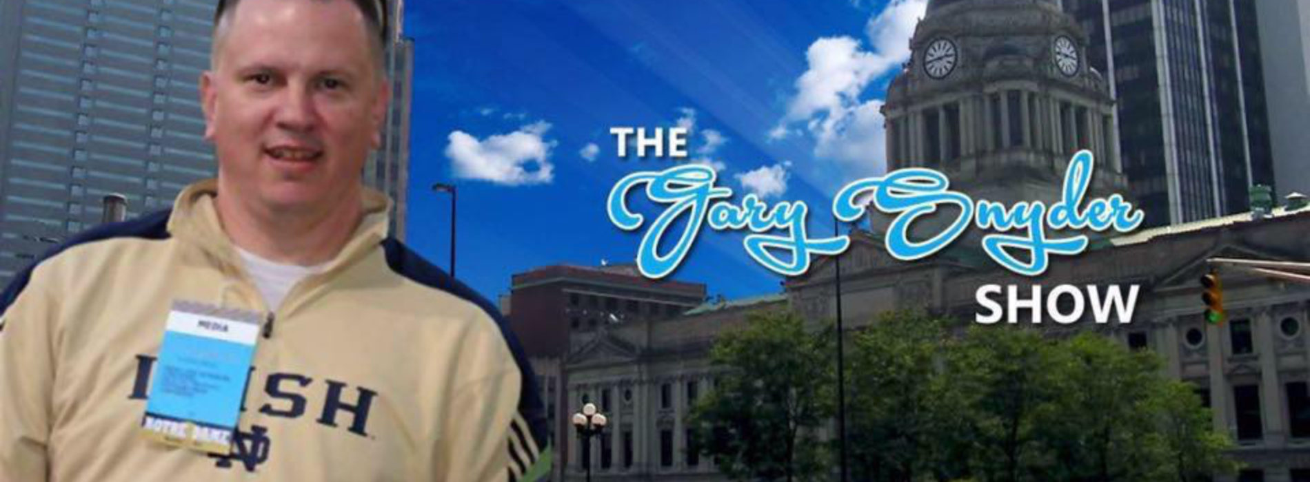 The Gary Snyder Show talks public education with Justin Oakley