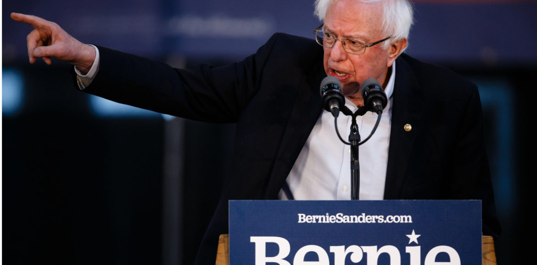 Sanders Unveils Plan To Rebuild Rural America