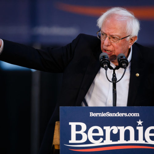 Bernie Sanders Announces College for All and Cancel All Student Debt Proposal