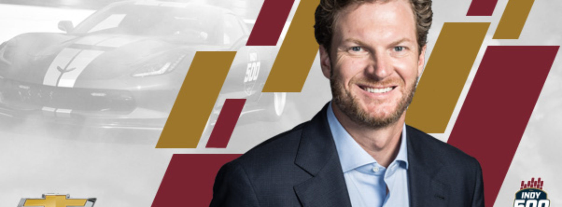 Dale Earnhardt Jr. To Drive 2019 Corvette Grand Sport Pace Car, Lead Field to Green Flag of 103rd Indianapolis 500