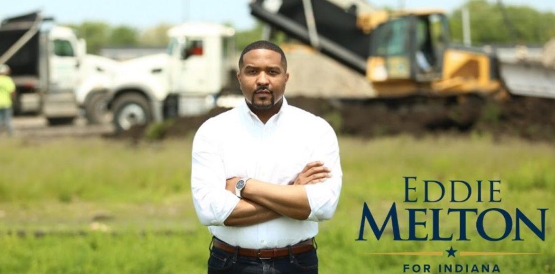 Indiana Black Legislative Caucus PAC Supports Eddie Melton