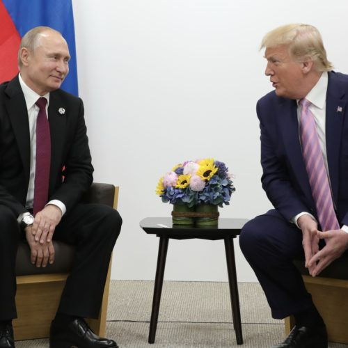 Trump jokes to Putin: 'Don't meddle in the election'; Mayor Pete shines; and New face, old ideas in AG race
