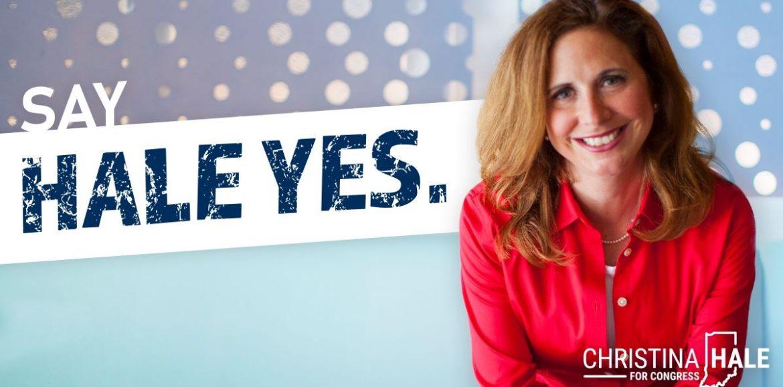 Latino Victory Fund Endorses Christina Hale for Congress