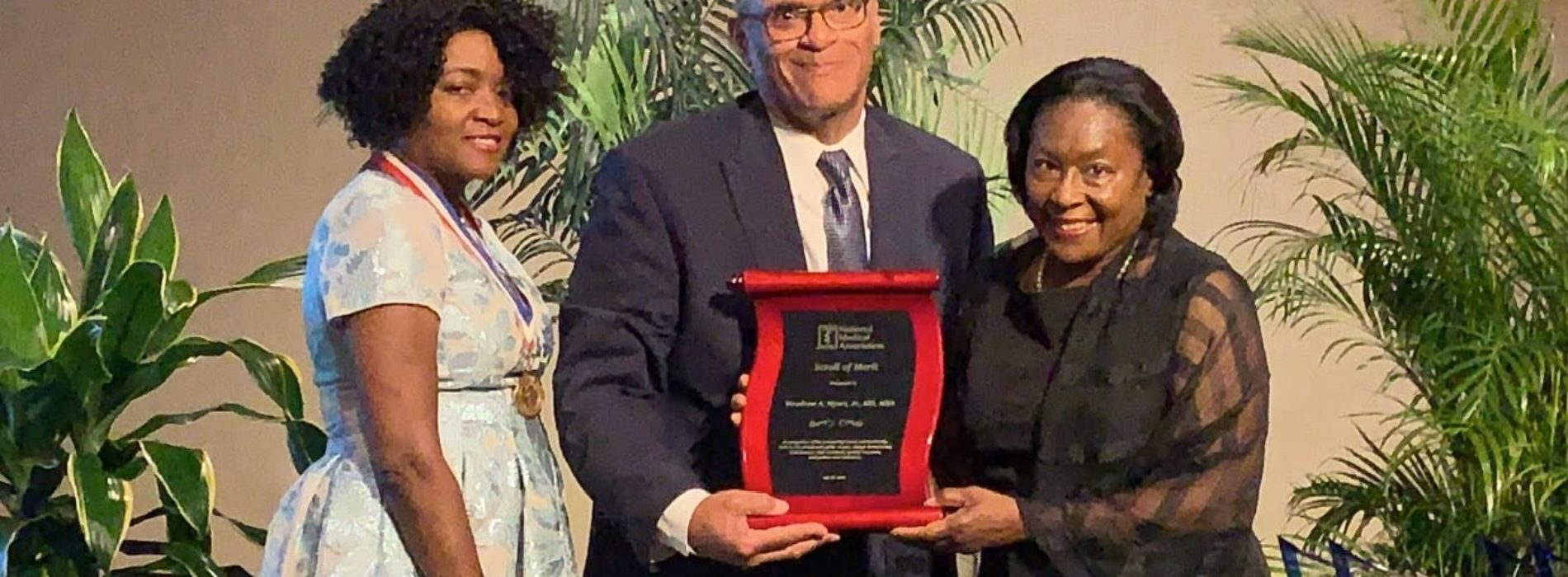 Dr. Woody Myers Honored by National Organization