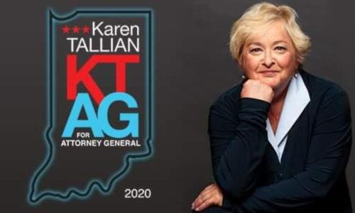 Senator Tallian Launches Campaign for Attorney General
