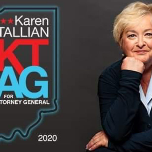 Senator Karen Tallian on The Gary Snyder Show