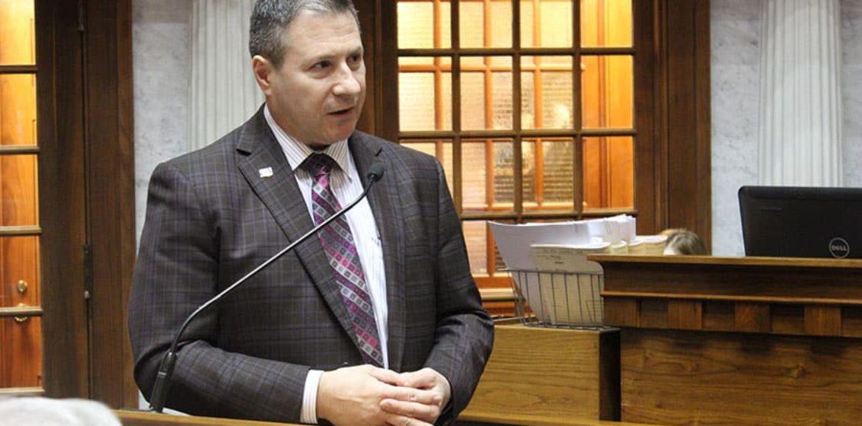 State Senator David Niezgodski (D-South Bend) responds to IDVA lobbying scandal