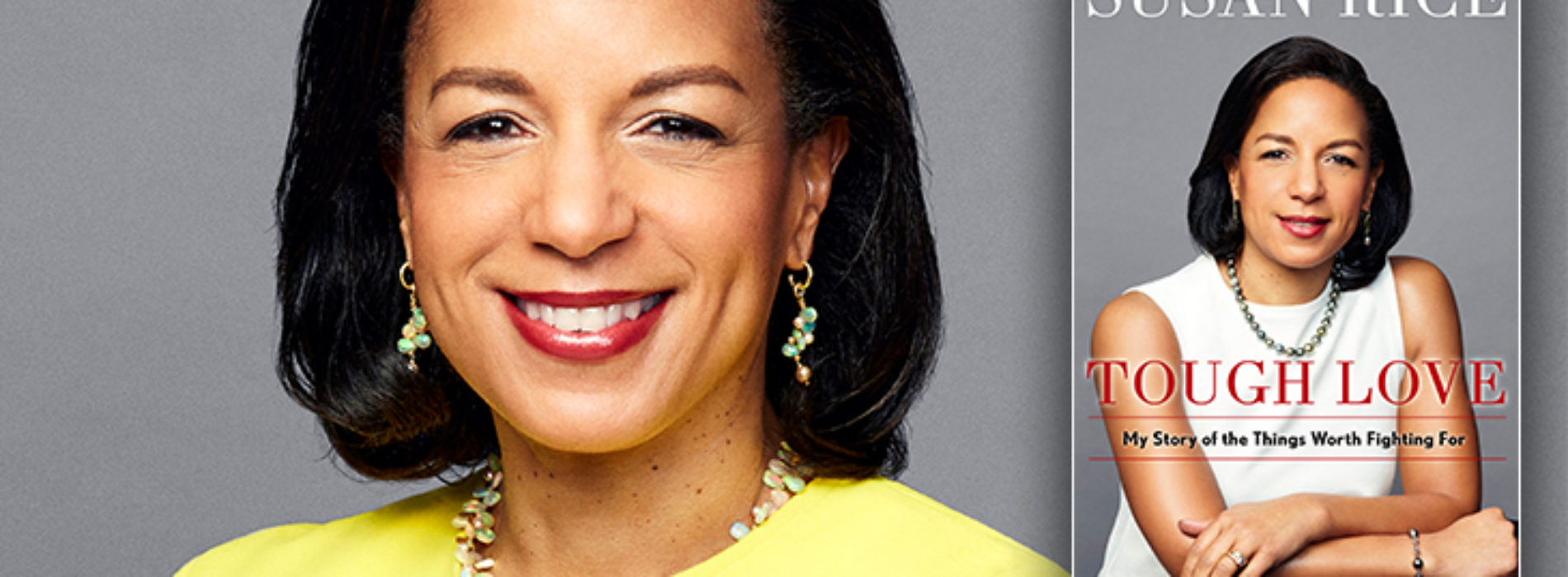 Susan Rice Joins The Gary Snyder Show