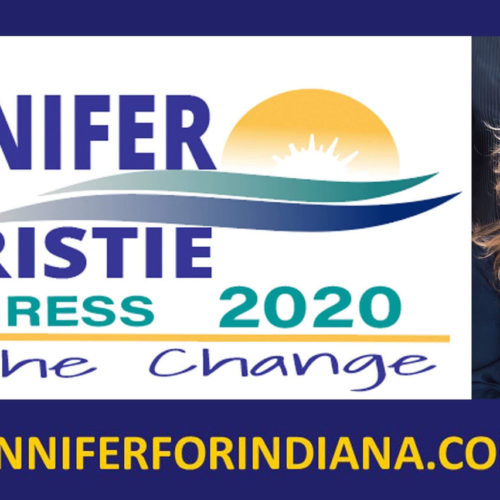 Jennifer Christie Releases First Radio Ad