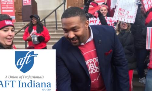 AFT Indiana Endorses Senator Eddie Melton for Governor