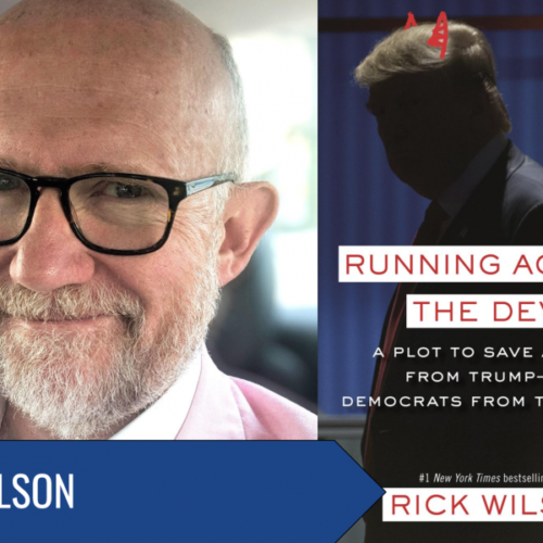Rick Wilson on The Gary Snyder Show