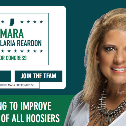 Voter Protection Project Endorses Mara Candelaria Reardon in Indiana's 1st Congressional District