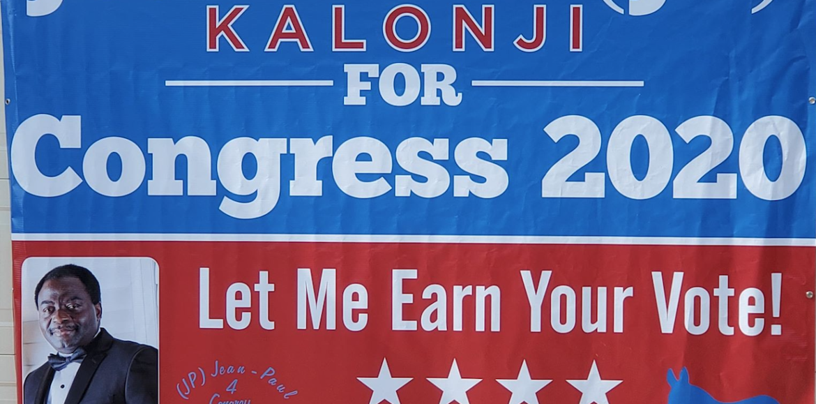Jean-Paul (JP) Kalonji for Congress releases first radio ad in Indiana's 3rd Congressional District