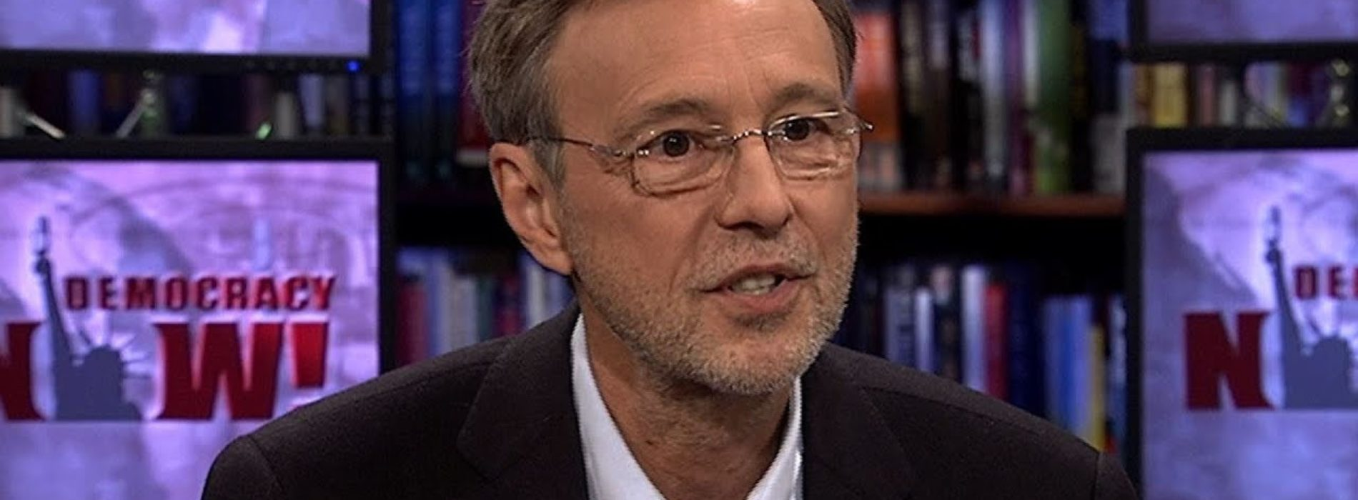 Thom Hartmann on The SnydeReport with Gary Snyder