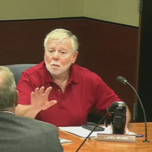 WATCH: Republican Allen County County Councilman Larry Brown unleashes racist remarks