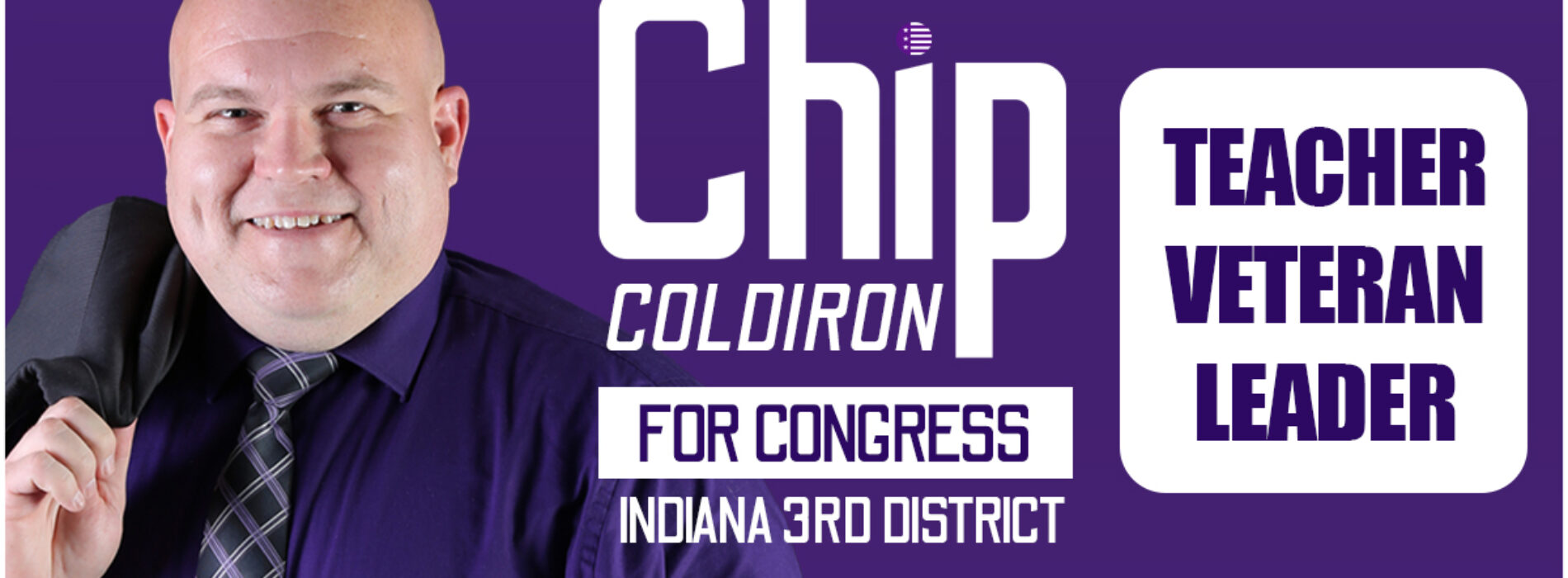 Democrat Chip Coldiron Releases first Weekly Radio Address in #IN03