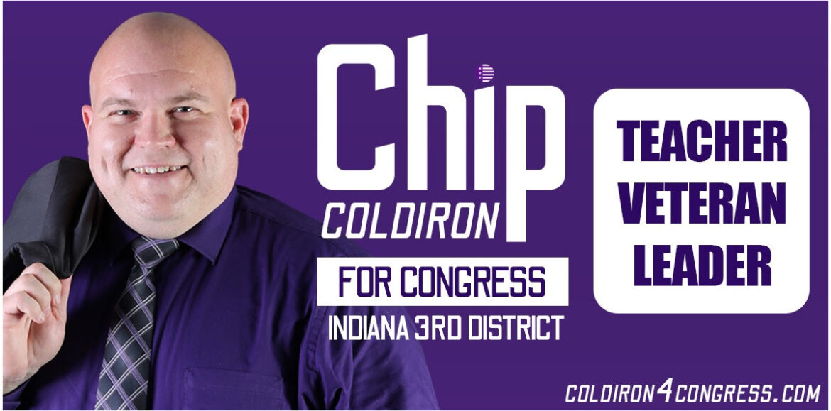 Chip Coldiron with an Election Day Address