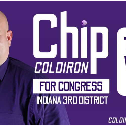 Chip Coldiron with his 10-26-20 Weekly Radio Address